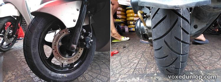 Bảo dưỡng thay vỏ xe máy cuối năm an tâm đón tết - 9