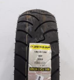 Vỏ Dunlop D305 130/70-13 Honda Dylan 150, PS