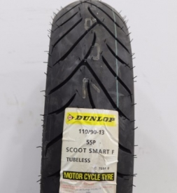 Vỏ Dunlop SC SMART 110/90-13 Honda Dylan 150, PS