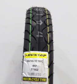 Vỏ Dunlop TT902 80/90-17 Dream, Wave, Sonic 150