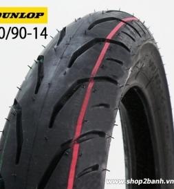 Vỏ xe Dunlop 100/90-14 TT900A Vỏ xe Dunlop 100/90-14 TT900A