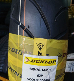 Vỏ Dunlop 140/70-14 Scoot Smart