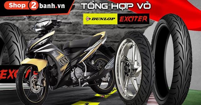 Thay vỏ xe Yamaha Exciter 135 giá bao nhiêu? Vỏ xe Exciter 135 loại nào tốt?